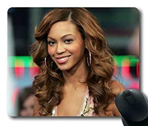 Beyonce Popular Singer Mouse Pad/Mouse Mat Rectangle by ieasycenter
