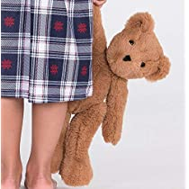 Vermont Teddy Bear - Soft Teddy Bear Stuffed Animal, Brown, 15 inches