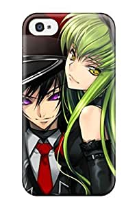 Anti-scratch And Shatterproof Anime S2 Phone Case For Iphone 4/4s/ High Quality Tpu Case