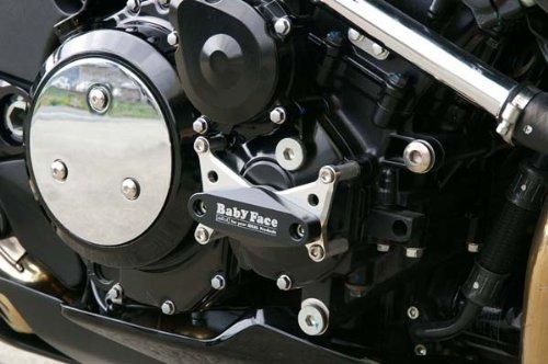 ベビーフェイス(BABY FACE) エンジンスライダー ジュラコン ブラック B-KING [ビーキング](07-) 006-SS009 エンジンスライダーL  B00C583AOS