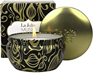 LA JOLIE MUSE Aromatherapy Scented Candles