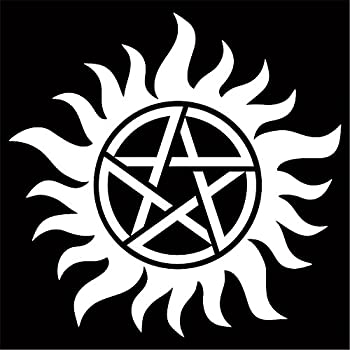 Amazon Anti Possession Symbol Decal Sticker Supernatural For