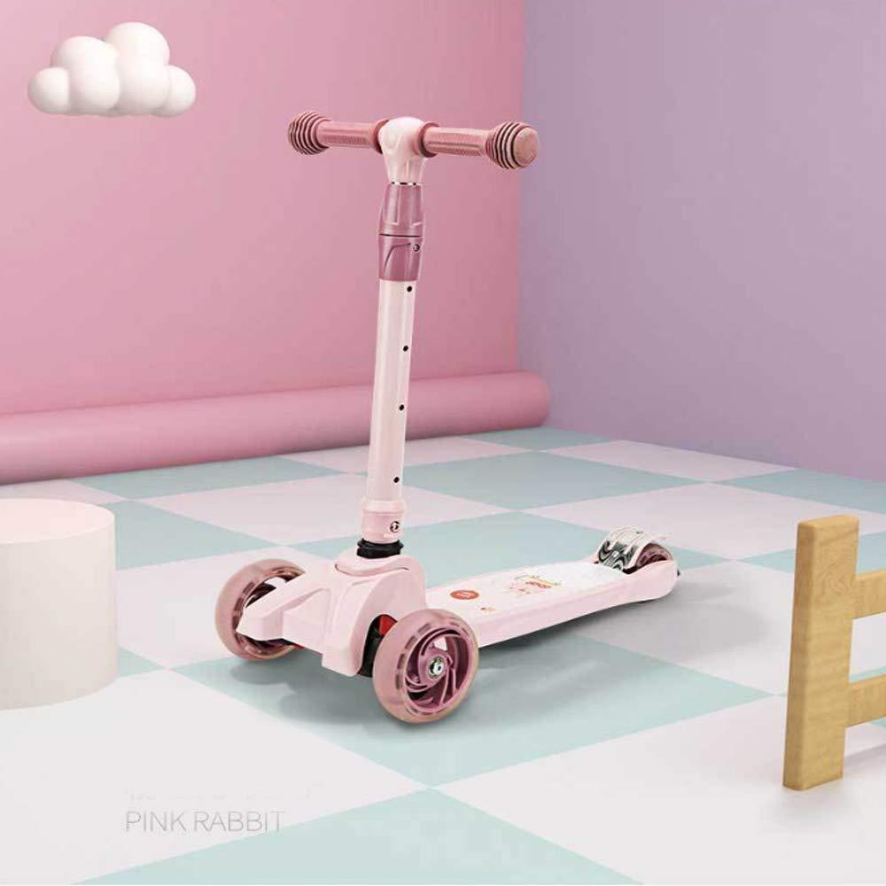Patinete de 3 ruedas Patín de animales para niños Bicicleta ...