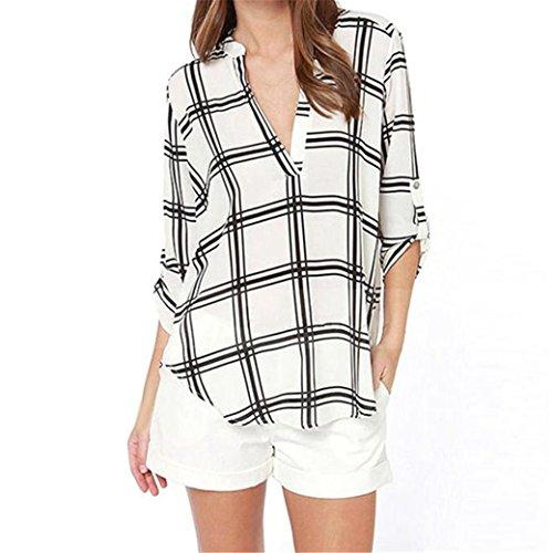 2016-hn-casual-chiffon-women-blouse-long-sleeve-loose-tops-t-shirt-m
