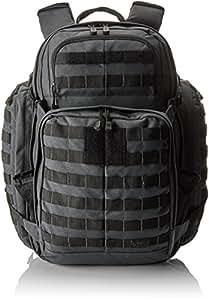 5.11 Tactical Rush 72 Backpack 58602 - Mochila Rush,  Adulto, Gris (Doble tap), Talla única