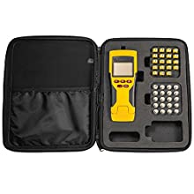 Klein Tools VDV501-825 Scout Pro 2 LT Network Tester / Continuity Tester for Data, Voice, Ethernet with Remotes, Adaptor and Carrying Case