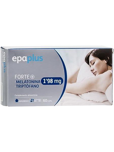 PEROX FARMA - Epaplus Melatonina Forte 1,98 Mg Con ...