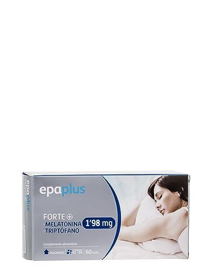 PEROX FARMA - Epaplus Melatonina Forte 1,98 Mg Con Triptófano