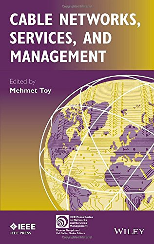 Price comparison product image Cable Networks, Services, and Management (IEEE Press Series on Networks and Services Management)