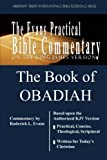 The Book of Obadiah, Roderick L. Evans, 1601410980