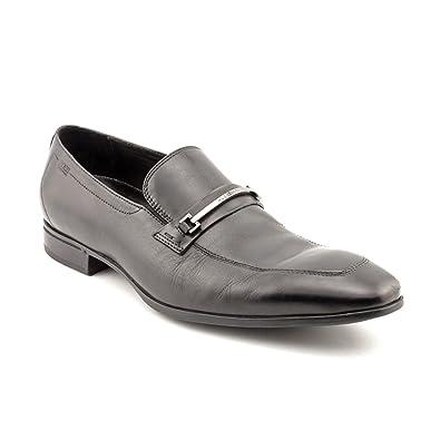 Hugo Boss Varmio Hombre Piel Mocasines Zapatos Talla: Amazon.es: Zapatos y complementos