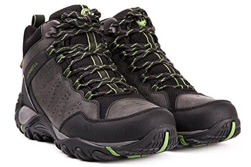 Mid Nero Merrell Concordia Uomo J307999c Sneaker Wtpf willow black H7571qw6