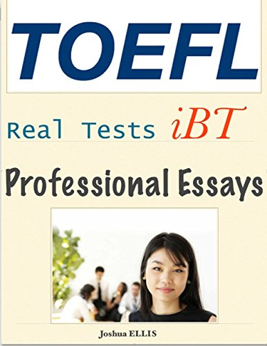 Download Toefl Ibt Professional Essays – Real Tests Pdf