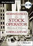 img - for Reminiscences of a Stock Operator 1st (first) by Lef vre, Edwin (2004) Audio CD book / textbook / text book