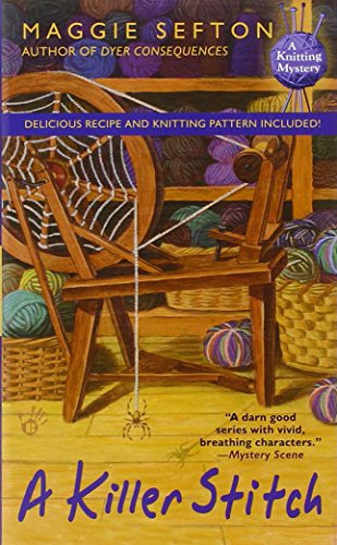 A Killer Stitch (Knitting Mysteries, No. 4) (New Knitting Mysteries)