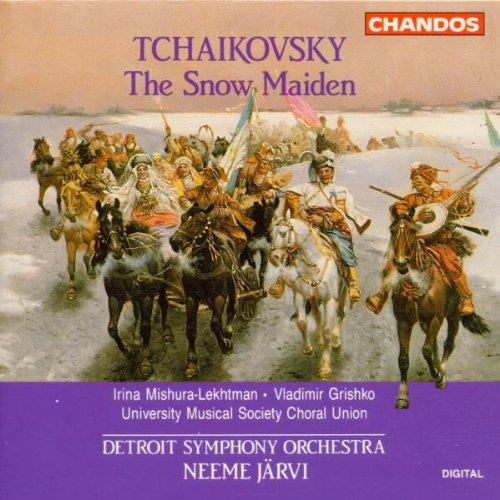 Tchaikovsky: The Snow Maiden ()