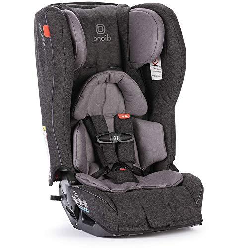 Diono Rainier 2AXT Convertible Car Booster Seat – Grey Dark