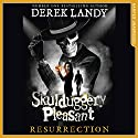 Resurrection: Skulduggery Pleasant, Book 10 Audiobook by Derek Landy Narrated by Caroline Lennon