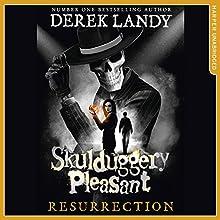 Resurrection: Skulduggery Pleasant, Book 10 Audiobook by Derek Landy Narrated by Caroline Lennon