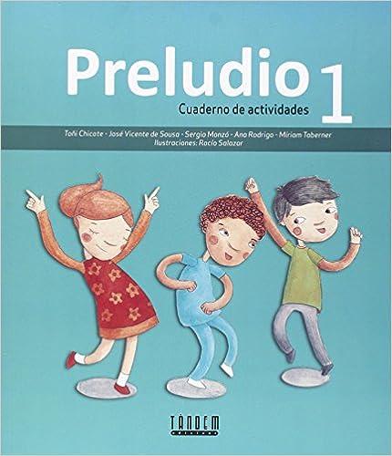 Book PRELUDIO 1 (ED.ESPAÑA)