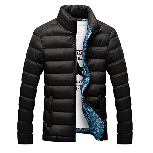 Hengzhi Padded Quilted Jacket Winter