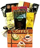 Gift Basket Village Cafe Coffee Lovers Gift Basket, 4 Pound