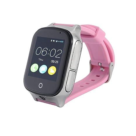 Amazon.com: 3G GPS Smart Watch Phone for Kids Elderly ...