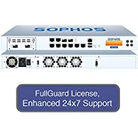 Sophos XG 330 Next-Gen Firewall TotalProtect Bundle with 8x GE & 2x SFP ports, FullGuard License, 24x7 Support - 1 Year