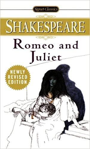 Image result for romeo and juliet book cover
