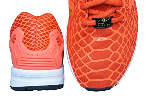 adidas ZX Flux Techfit - Zapatillas para hombre Orange