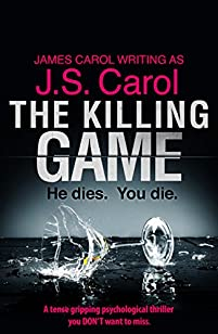 The Killing Game by J.S. Carol ebook deal