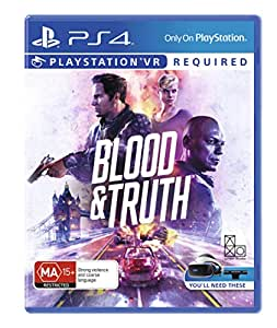 Blood and Truth - PlayStation 4 VR