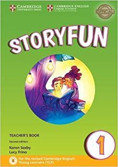 Book Storyfun for Starters Level 1 Teacher's Book with Audio