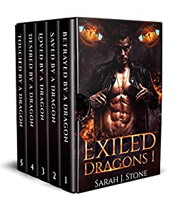 Exiled Dragons Box Set (Volume I) by [J. Stone, Sarah]