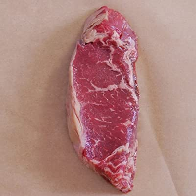 Australian Grass Fed Beef Strip Loin, Whole, Cut To Order - 10 lbs, whole, uncut