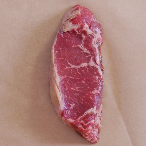 New Zealand Grass Fed Beef Strip Loin, Whole, Cut To Order - 10 lbs, whole, uncut