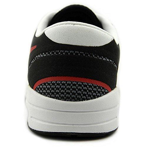 Nike Herren Eric Koston 2 Max Skaterschuhe, Rot, Talla Zwart / Universiteit