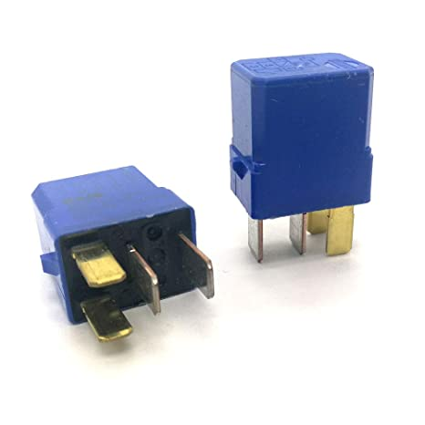 Amazon.com: 2 Pack 25230-79942 Blower Motor Relay Replacement 4 Pin on