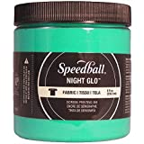 Speedball Art Products Night Glow Fabric Screen