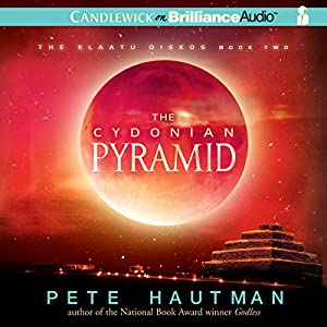 The Cydonian Pyramid Audiobook