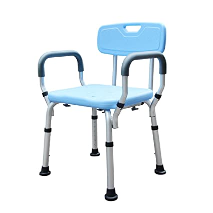 Outstanding Amazon Com Lian Elderly Perching Stool Shower Stool Dailytribune Chair Design For Home Dailytribuneorg