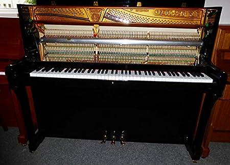 Piano Marca Seiler Modelo Consola 126 – Usado Como Nuevo ...