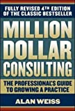 img - for Million Dollar Consulting book / textbook / text book
