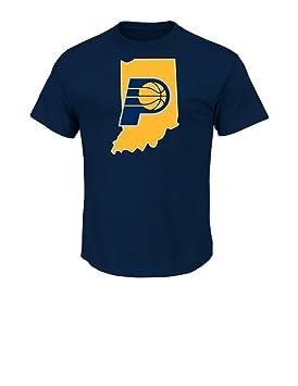 Majestic Atletismo el registro Holder Nombre de jugador de la NBA hombres camiseta, hombre, azul marino: Amazon.es: Deportes y aire libre