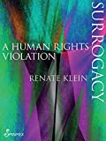 img - for Surrogacy: A Human Rights Violation (Spinifex Shorts) book / textbook / text book