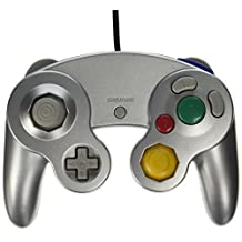 Old Skool GameCube / Wii Compatible Controller - Silver