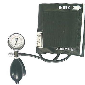 Tensiómetro RM 1 salida c/ pera incorporada -Unidad: Amazon.es: Salud y cuidado personal