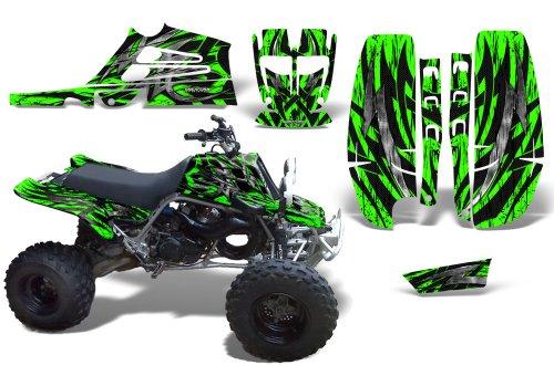 CreatorX Yamaha Banshee 350 Graphics Kit For Fullbore Plastics Bolt Thrower - Plastic Body Fullbore