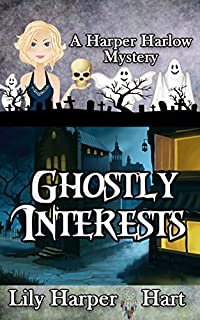 Ghostly Interests by Lily Harper Hart ebook deal
