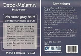 Men's Depo-melanin TM Scalp Serum  A Pc-kus- Pseudocatalase